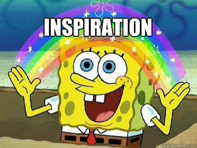 spongebob-inspiration